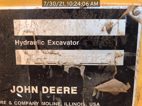 2017 John Deere 85G