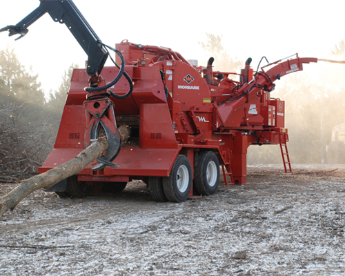 Forestry & Biomass Equipment Image