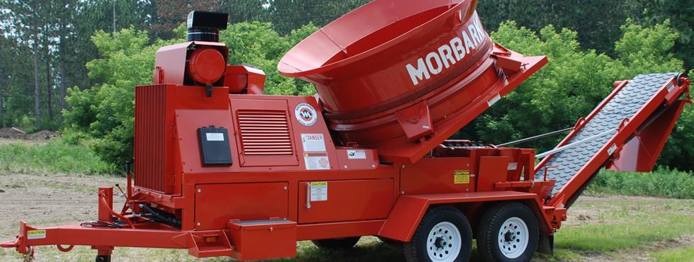 Morbark 950 Tub Grinder