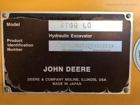 2015 John Deere 470G