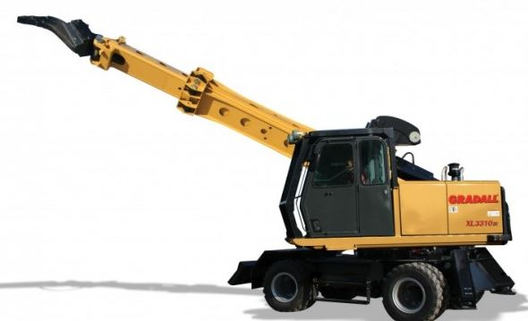 Gradall XL 3310 V (Wheeled)