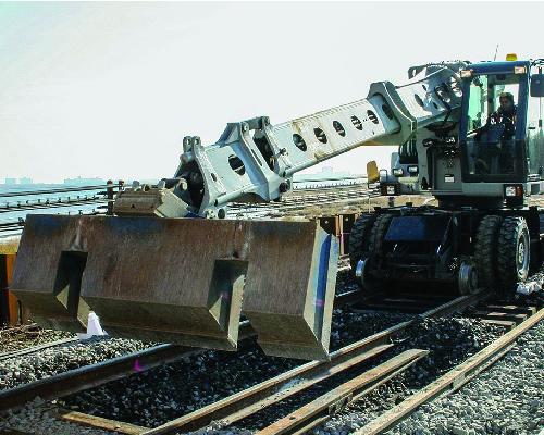Railroad Maintenance Equipment Image
