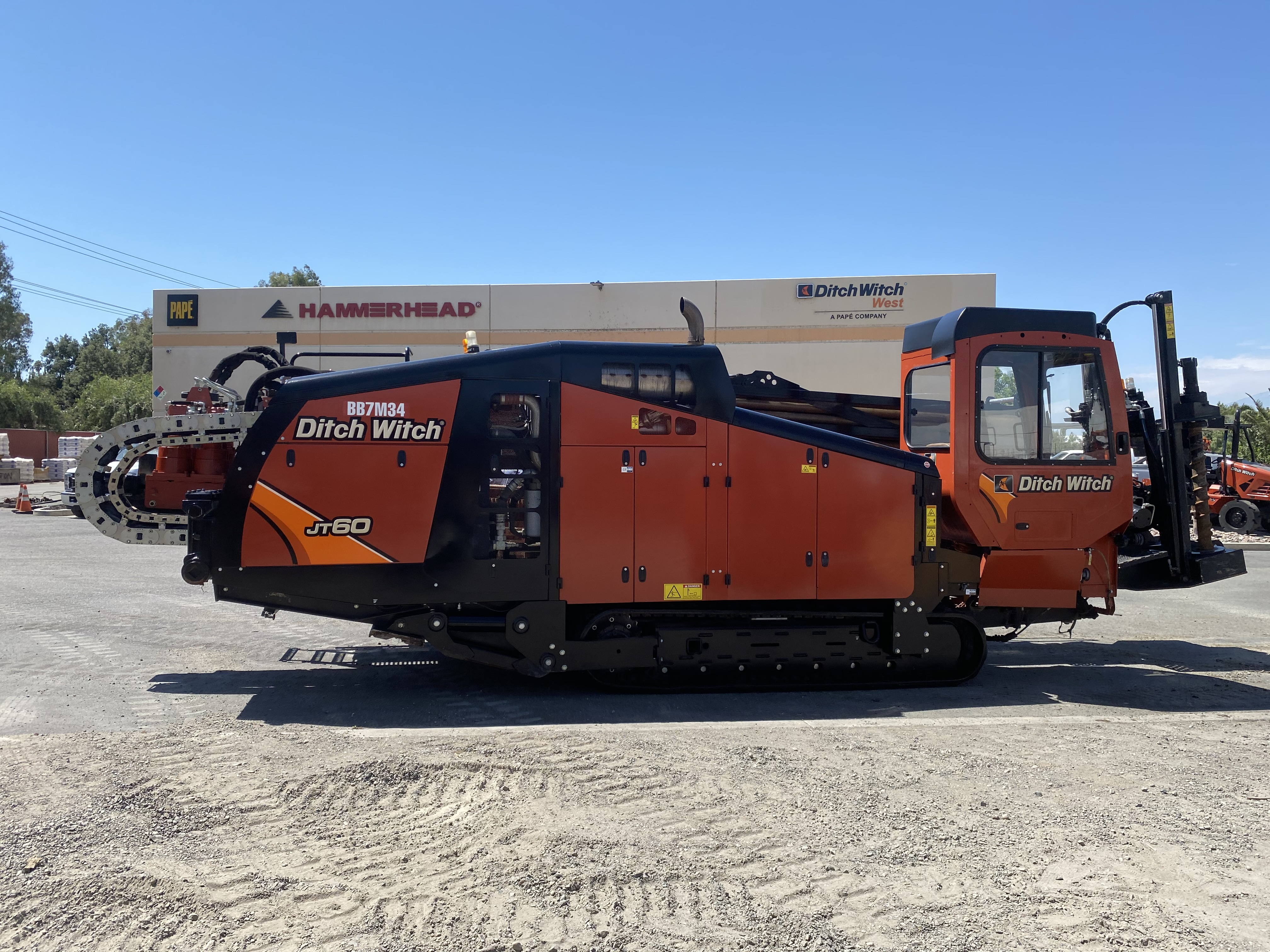 Ditch Witch JT60