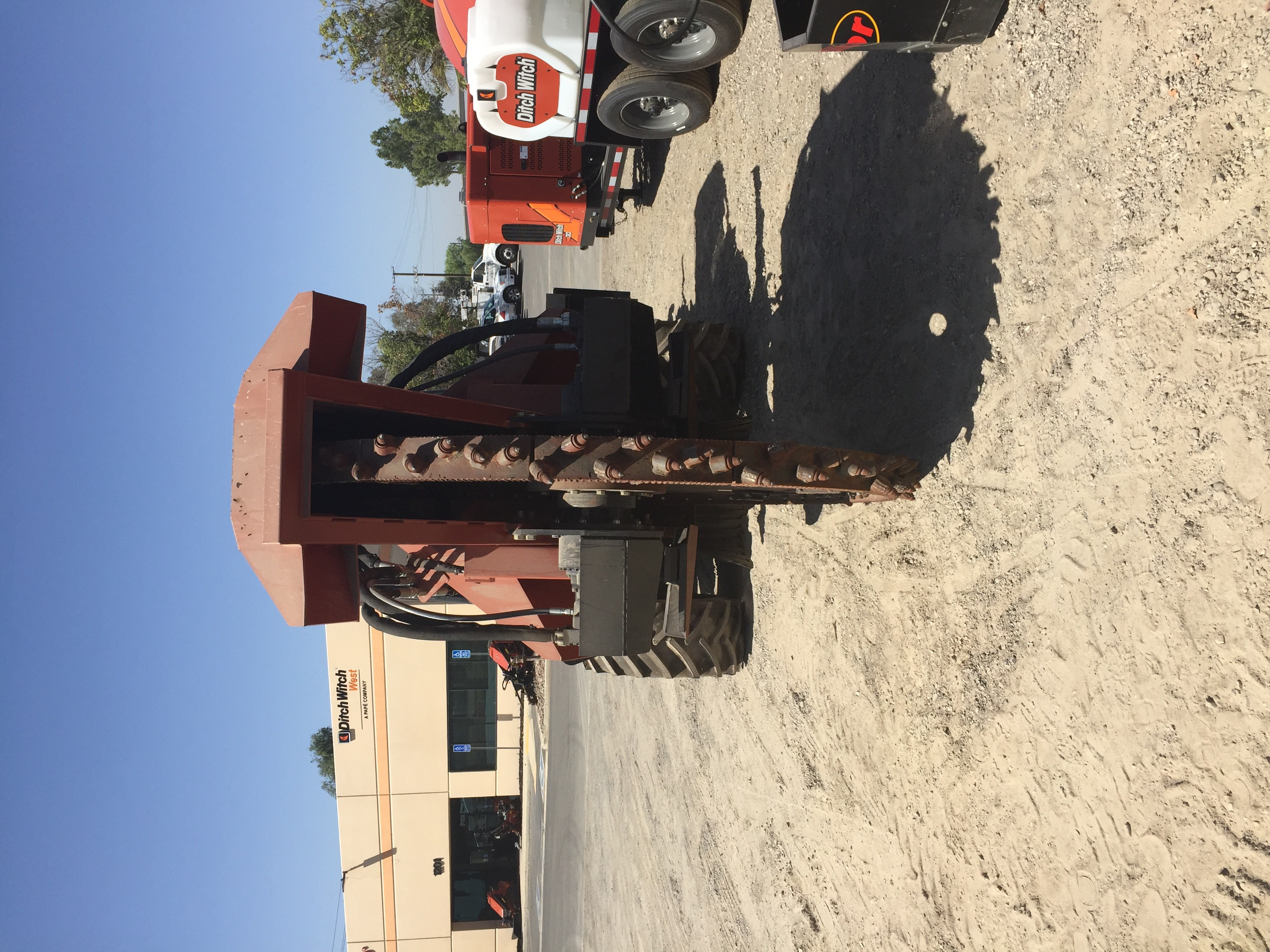 2004 Ditch Witch RT90H
