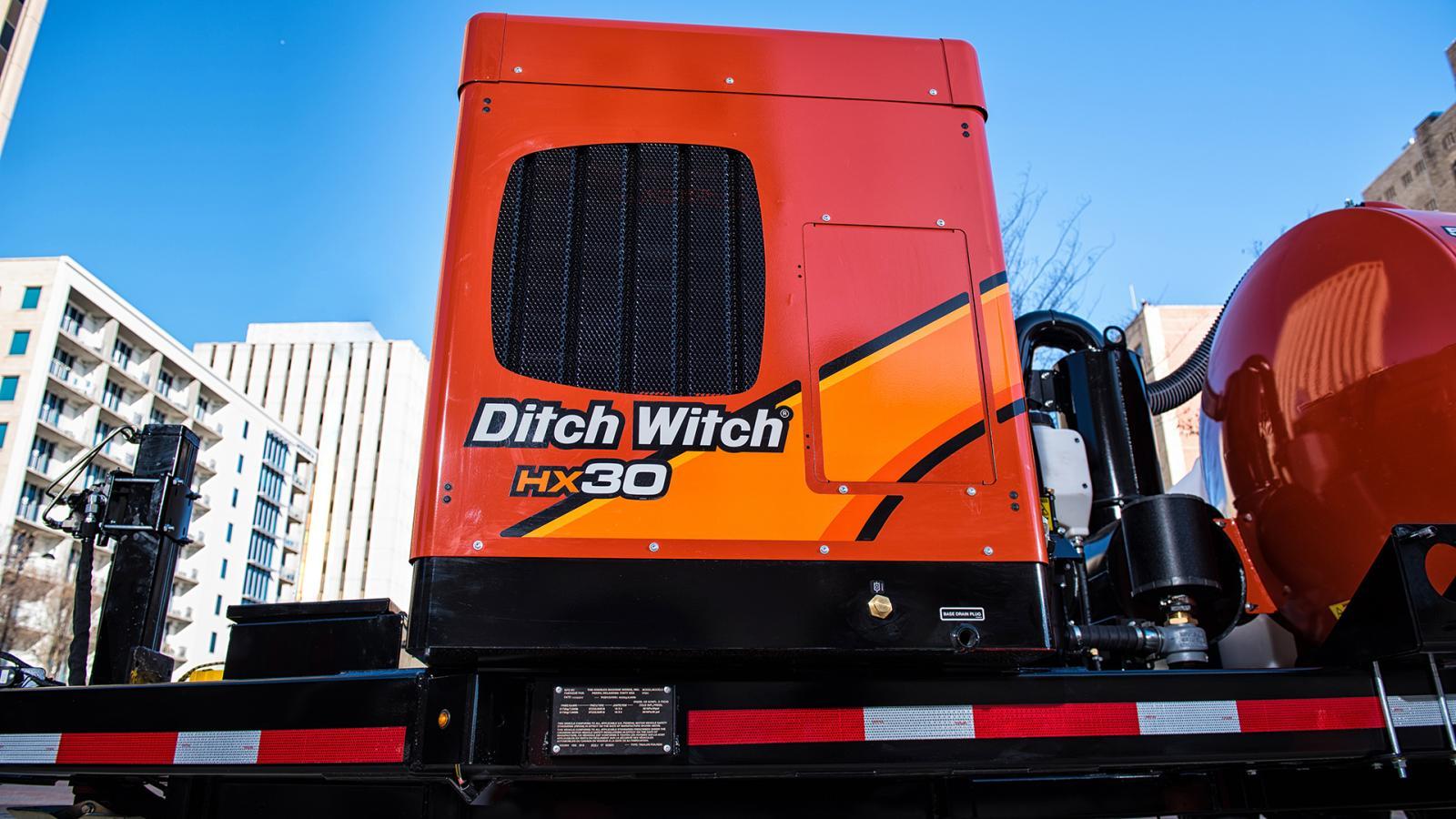 Ditch Witch HX30 Vacuum Excavator