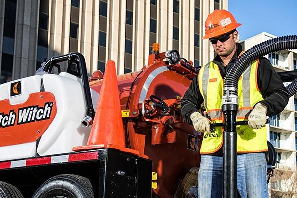 Vacuum Excavators Equipment Image