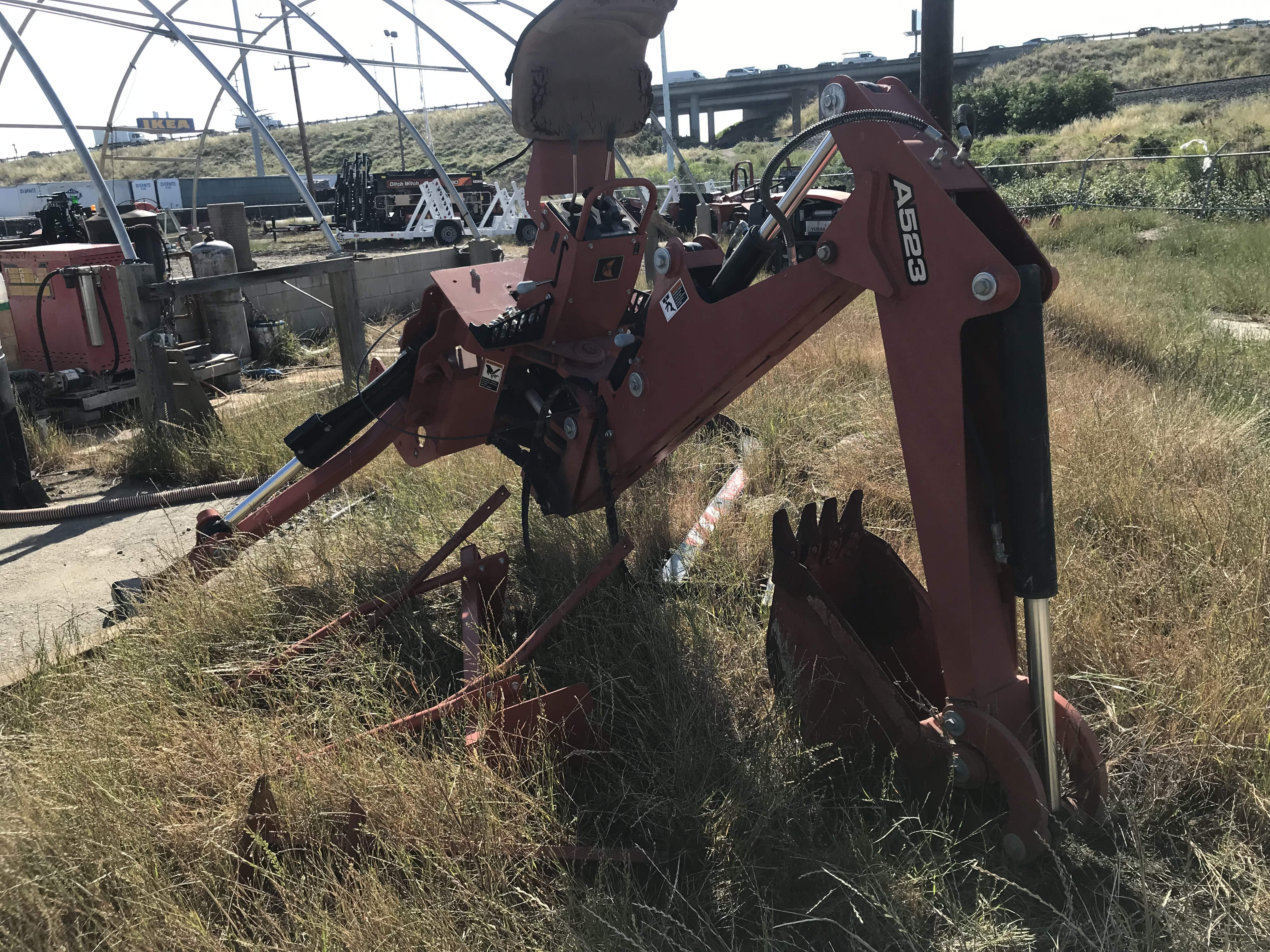 2010 Ditch Witch A523