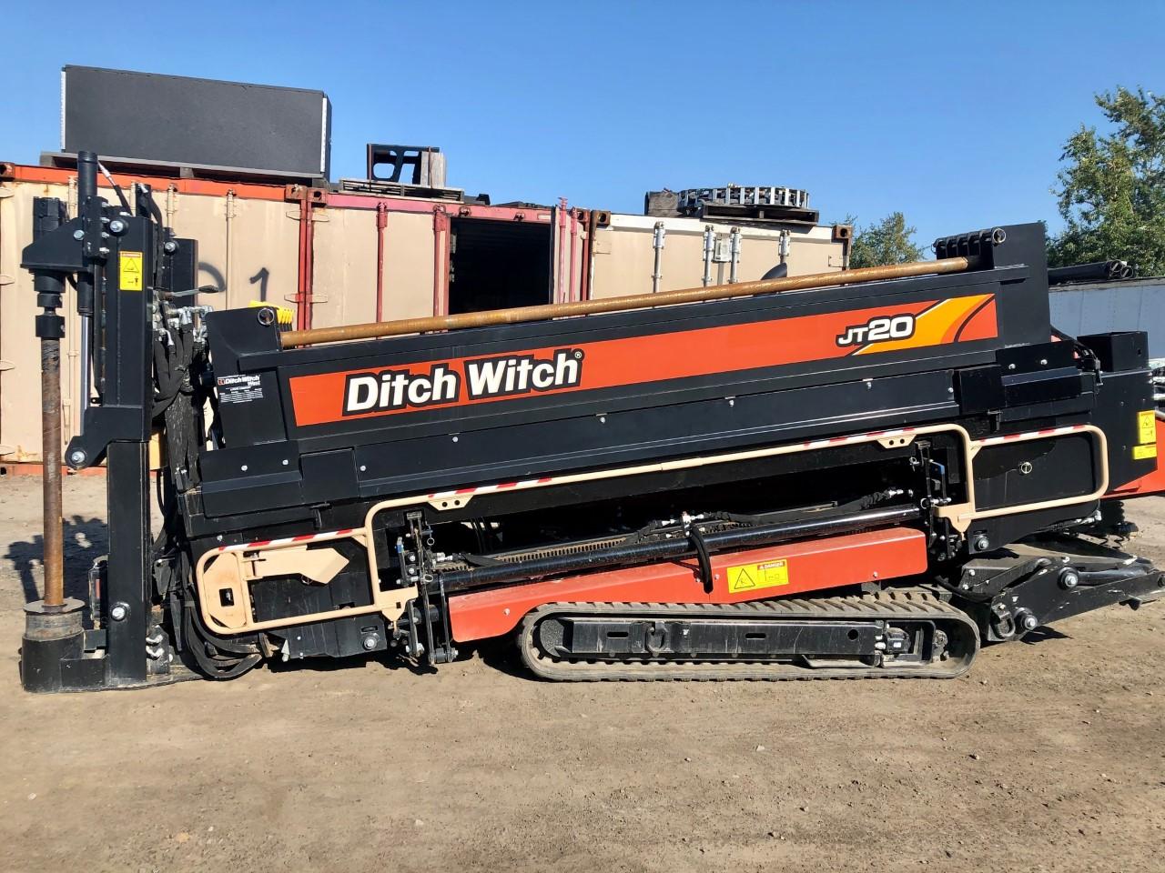 2017 Ditch Witch JT20
