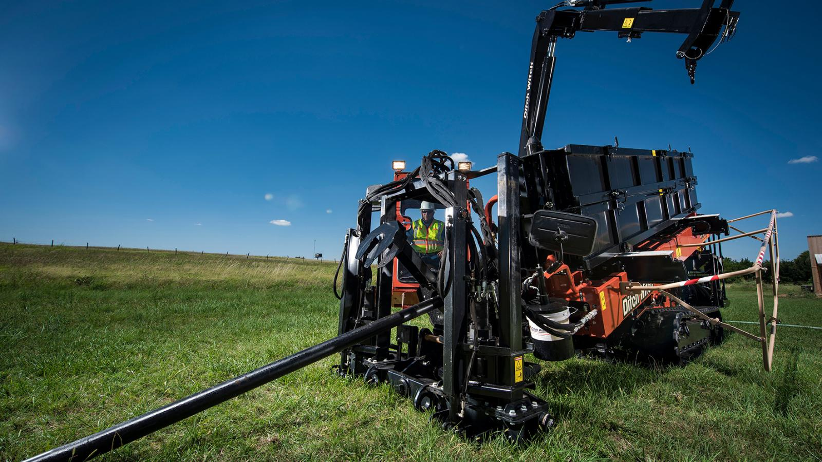 Ditch Witch JT100 Directional Drill