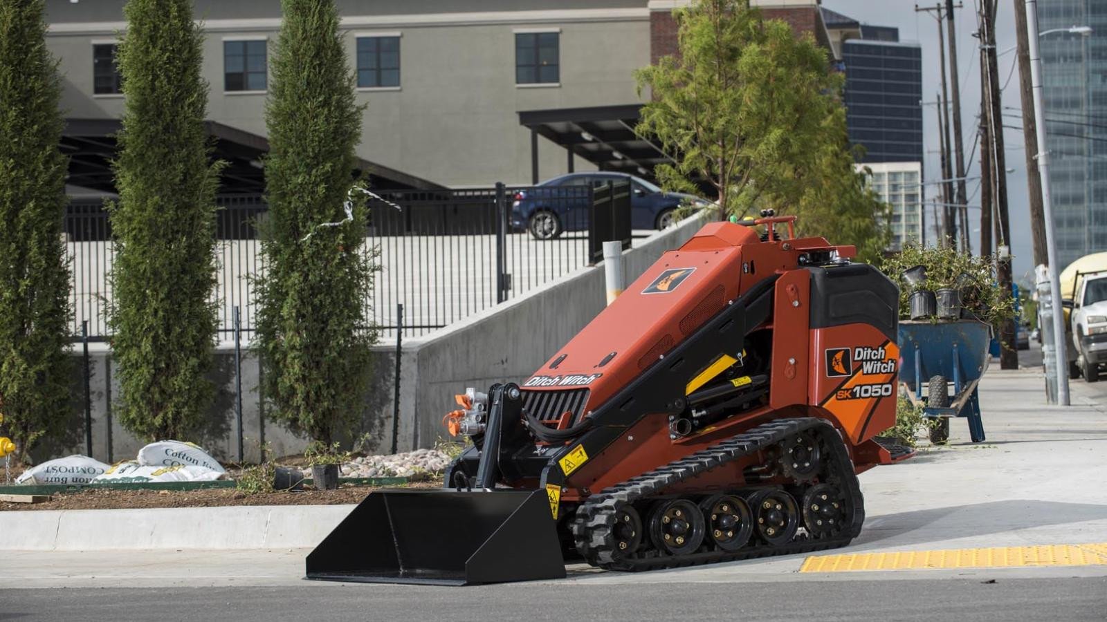 Ditch Witch SK1050 MINI SKID STEER