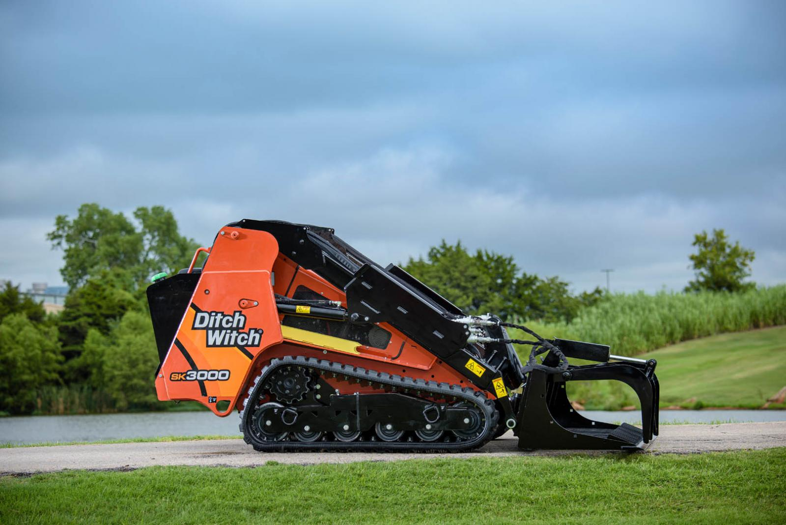 Ditch Witch SK3000 Skid Steer