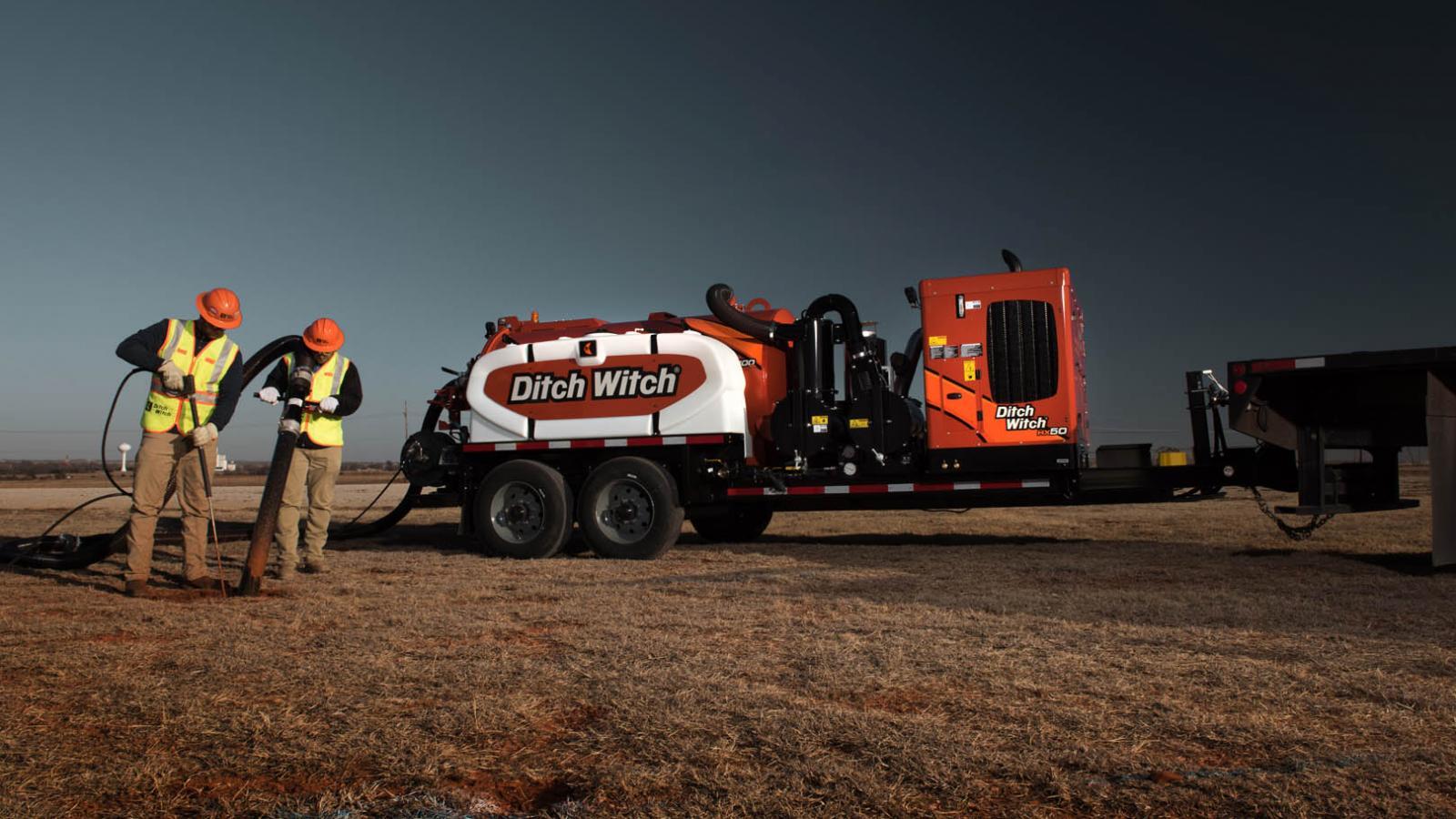 Ditch Witch HX50 Vacuum Excavator