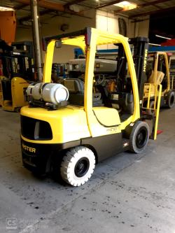 2011 Hyster H60FT