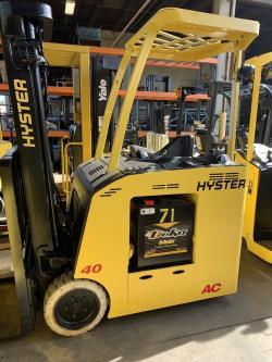 2017 Hyster E40HSD