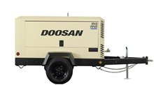 Doosan HP450 / VHP400WCU-T4F Air Compressor