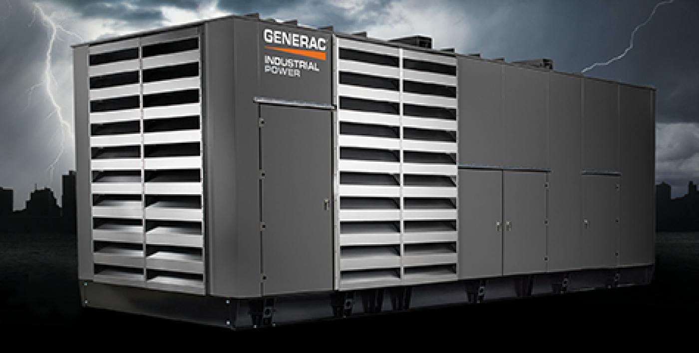 Generac Generators Equipment Image