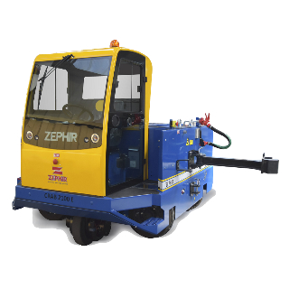 Electric Railcar Movers Equipment Image