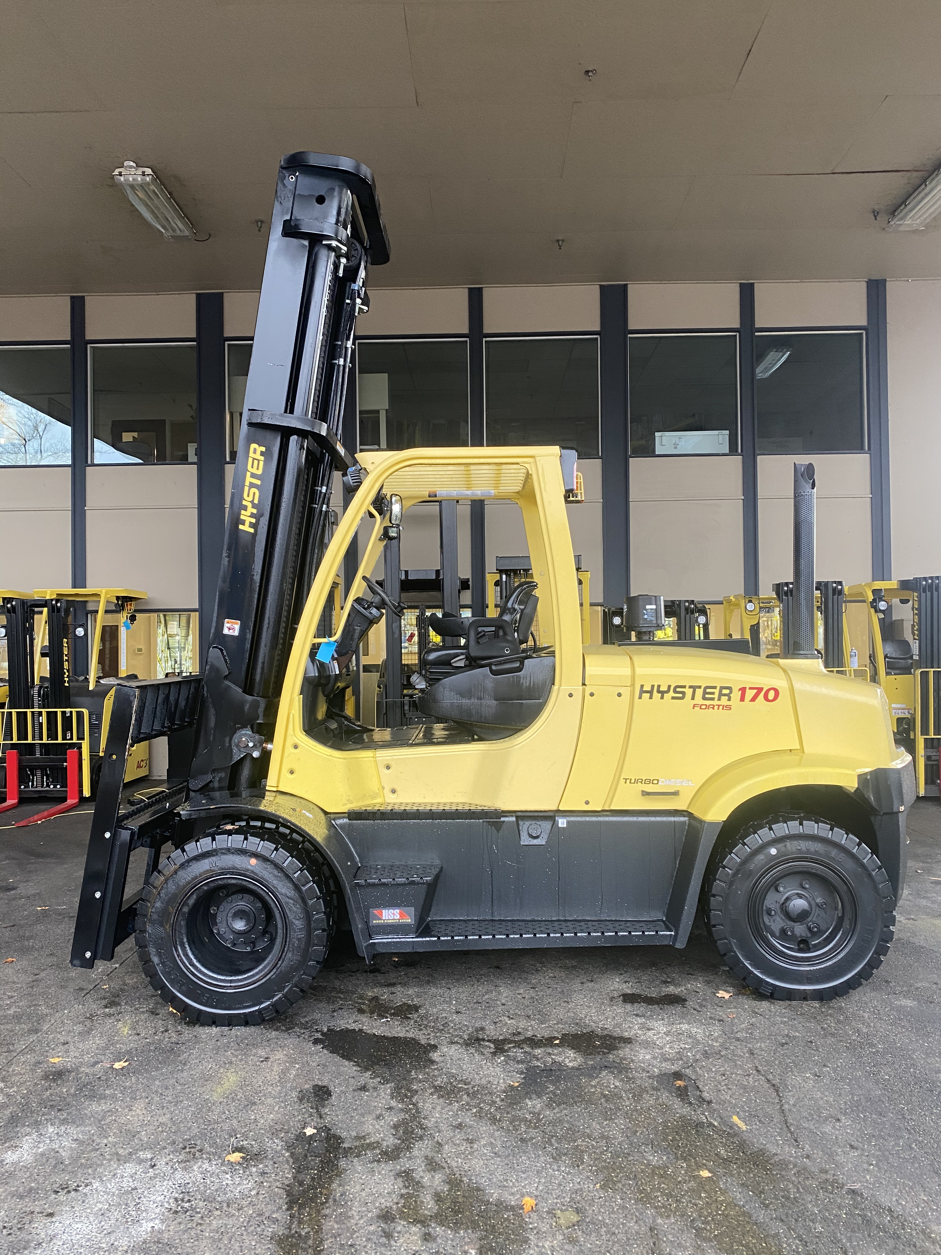 2015 Hyster H170FT