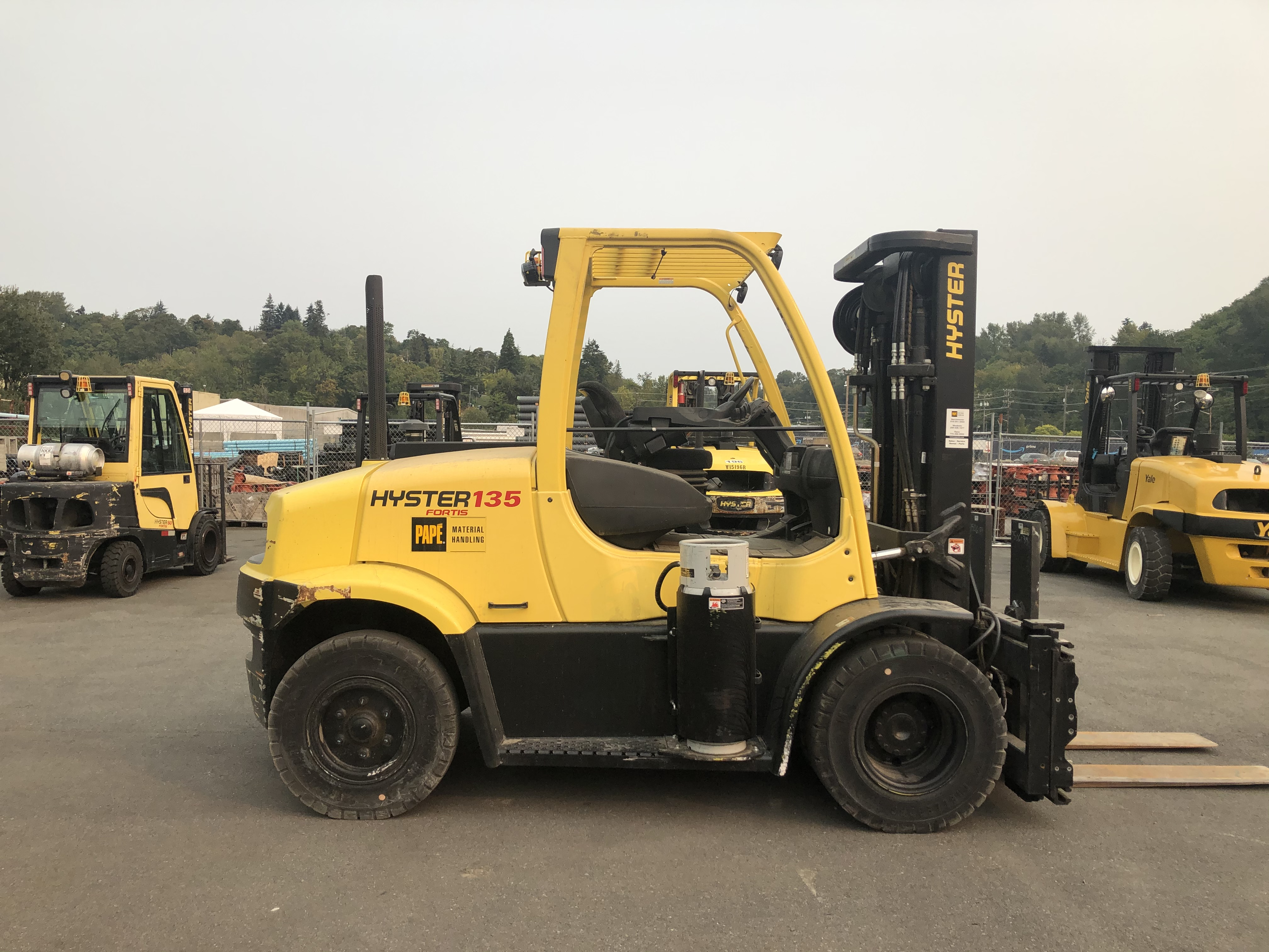 2017 Hyster H135FT