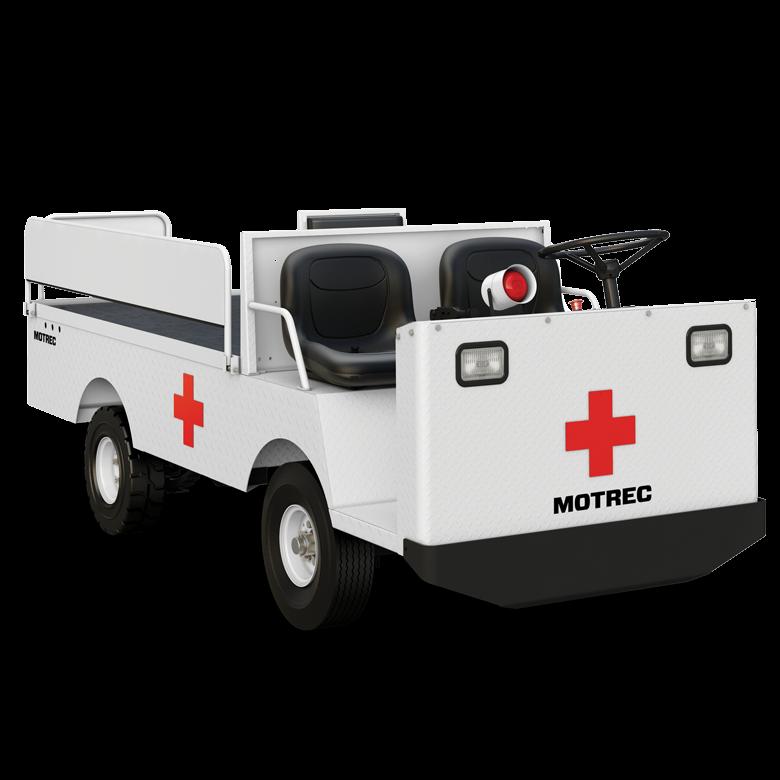 Motrec MX-360 Ambulance