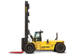 High Capacity Forklift Trucks Equipment Image
