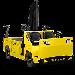 Motrec MX-480 Crane Truck