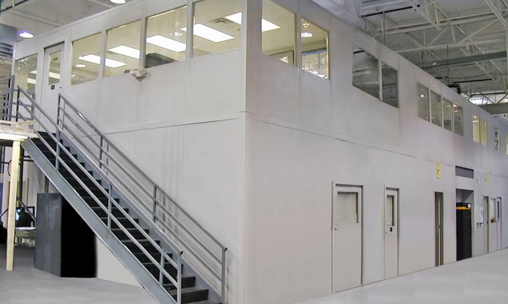 Multi-Purpose Modular Buildings