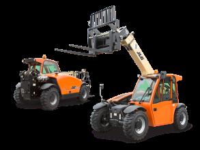 Telehandlers Equipment Image