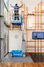 Vertical Mast Lifts Equipment Image