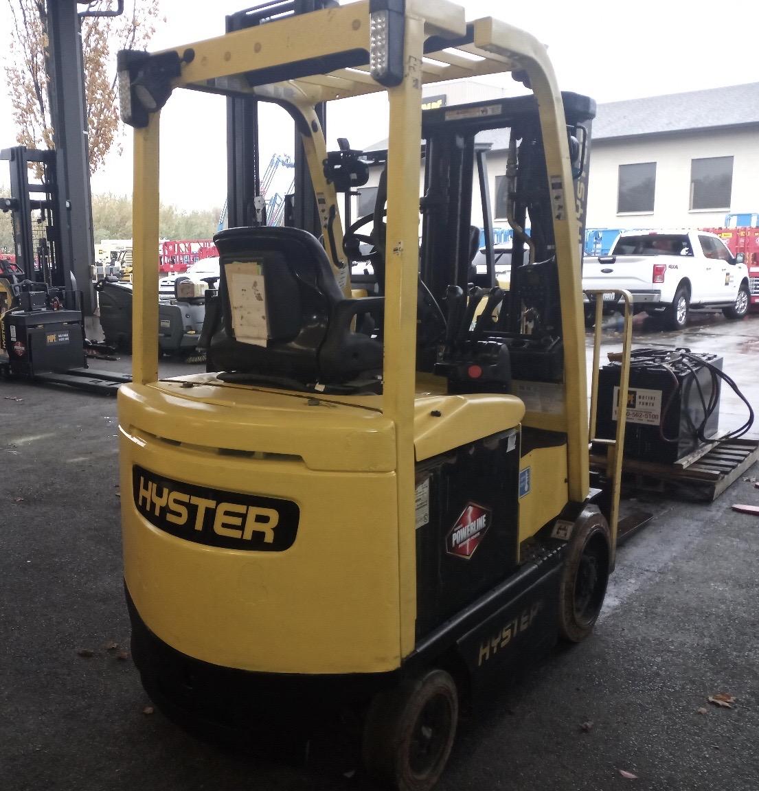 2013 Hyster E50XN