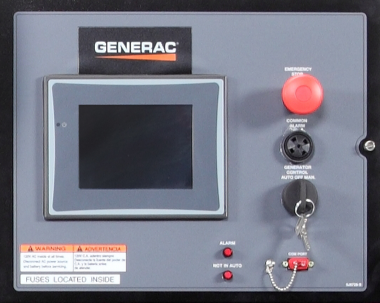Generator Controller Products Equipment Image