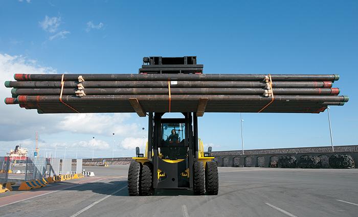 Large Forklifts (Big Trucks)
