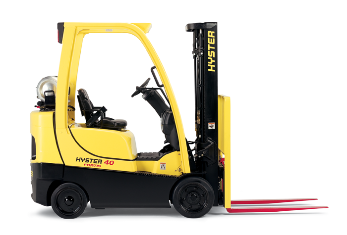 Hyster® S30-35FT, S40FTS