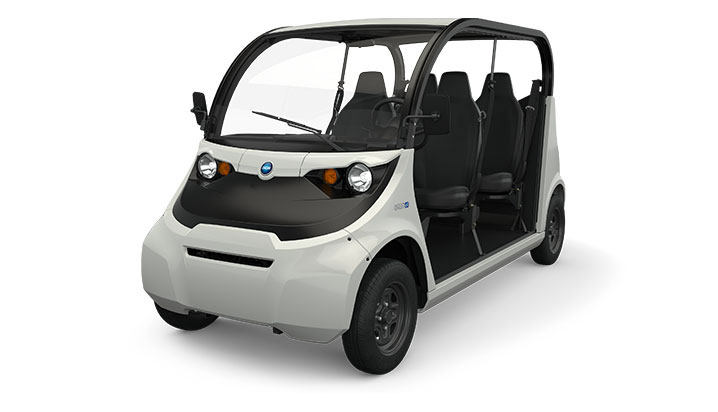 Low Speed Electric Vehicles Equipment Image