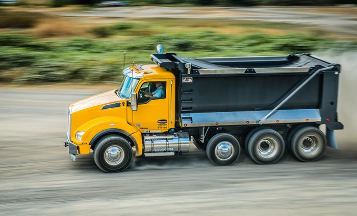 Dump Trucks & Water Trucks