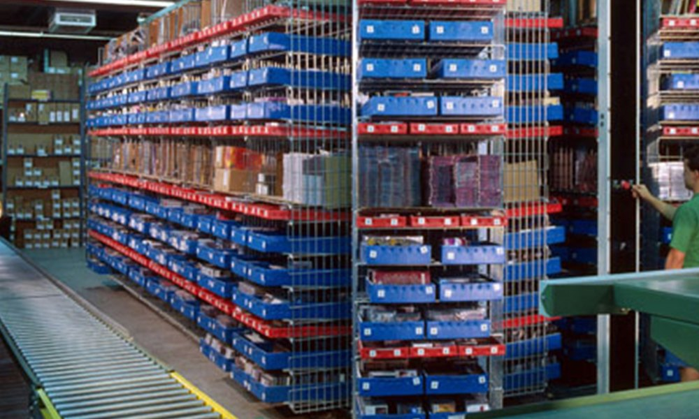 Automated Vertical & Horizontal Storage Systems