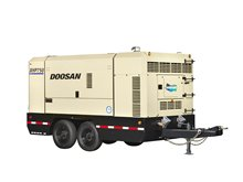 Doosan XHP750WCU-T4F Air Compressor