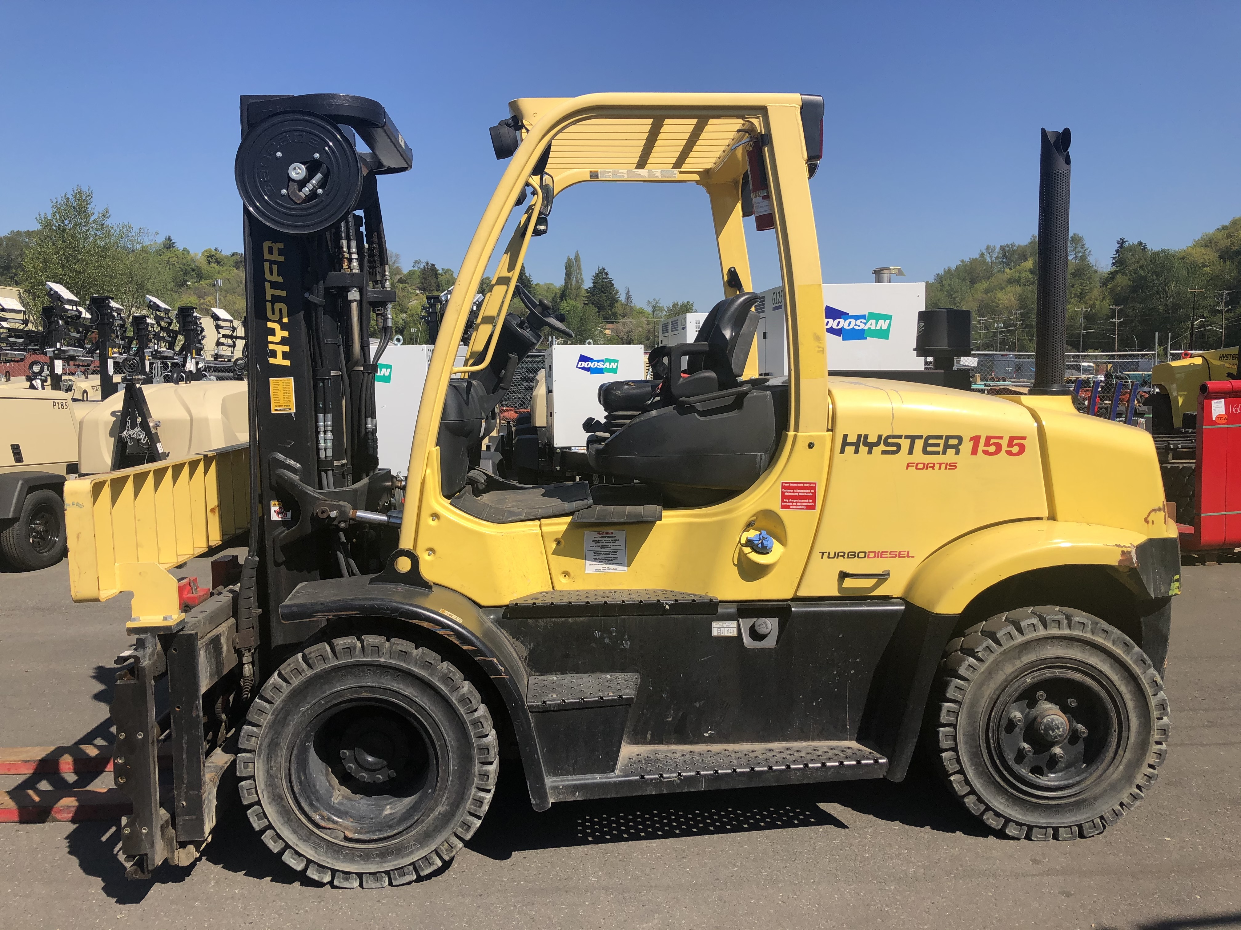 2016 Hyster H155FT