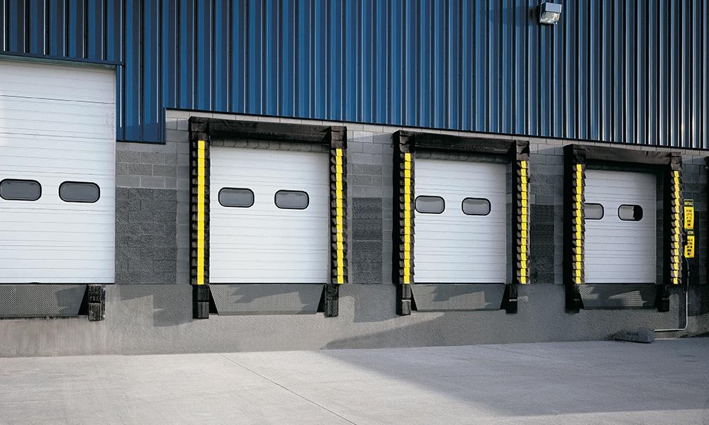 Industrial Exterior Doors