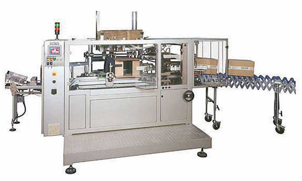 Palletizing & Pallet Wrapping Equipment