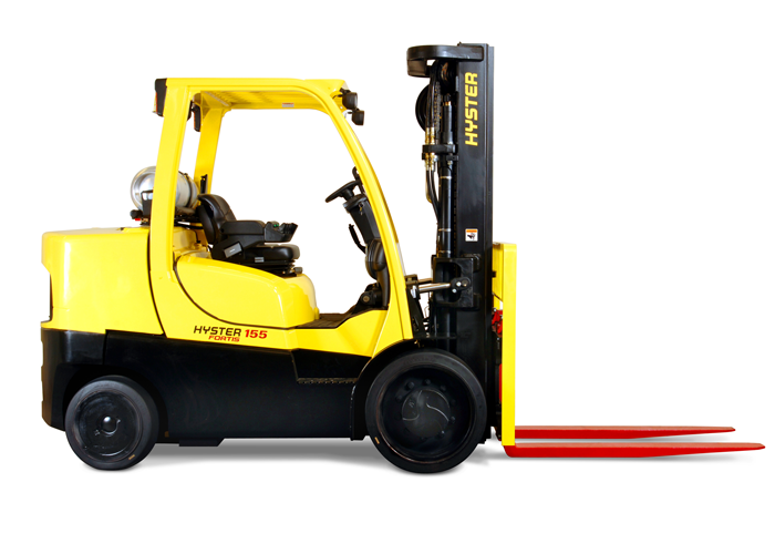 Hyster® S135-155FT