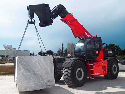 Heavy-Duty Telescopic Handlers Equipment Image