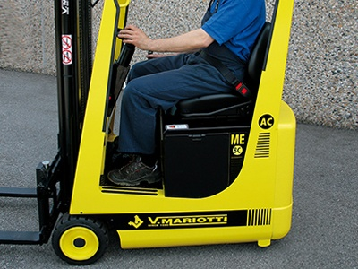 Compact Forklifts Equipment Image
