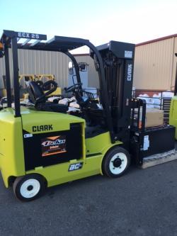 2015 Clark Equipment ECX25