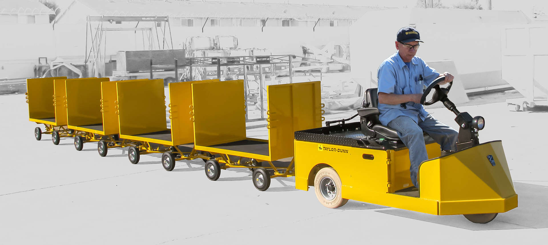 Industrial Carts Equipment Image