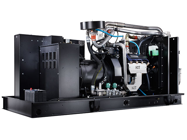 Gaseous Generators Equipment Image